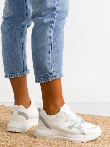 Pantofi sport cod YL53 White