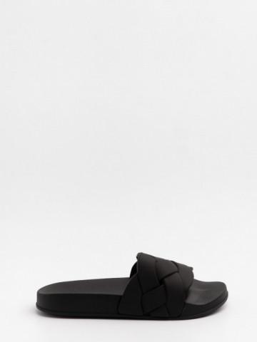 Papuci cod H153 Black