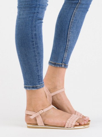 Sandale cod 7023-PL Pink