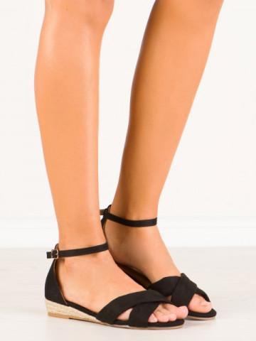Sandale cod 9R121 Black