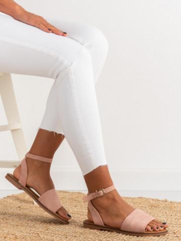 Sandale cod C21-58 Pink
