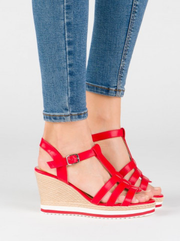 Sandale cod JH2118 Red