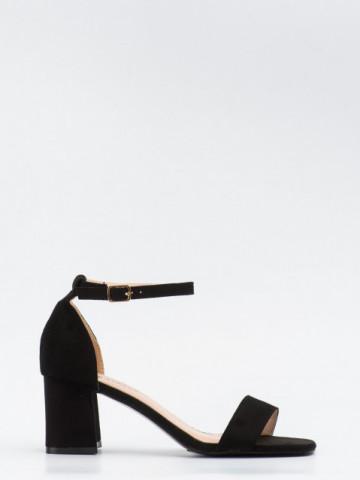 Sandale cu toc cod GG98 Black