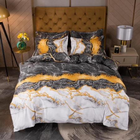 Lenjerie de pat 6 piese din Finet Gros-GR6N 619