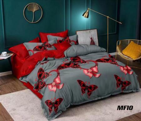 Lenjerie de pat 6 piese din Finet Gros-GR6M 109