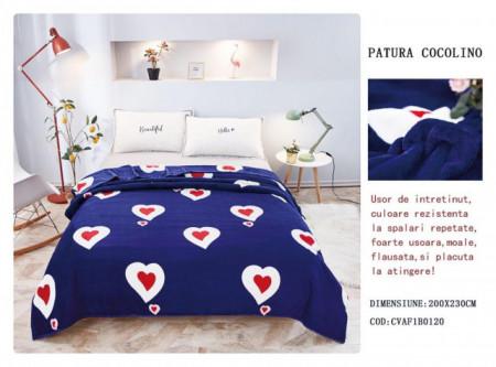 Pătură Cocolino 1+1 Gratis-PF 91