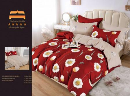 Lenjerie de pat 6 piese din Finet Gros-GR6F 645