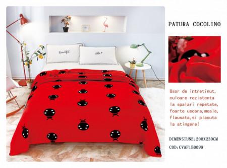 Pătură Cocolino 1+1 Gratis-PF 124