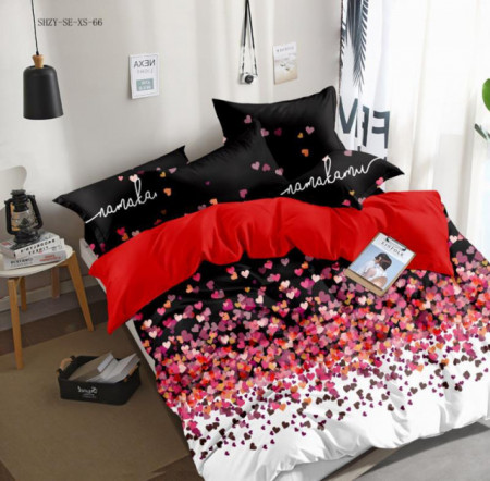 Lenjerie de pat 6 piese din Finet Gros-GR6N 599
