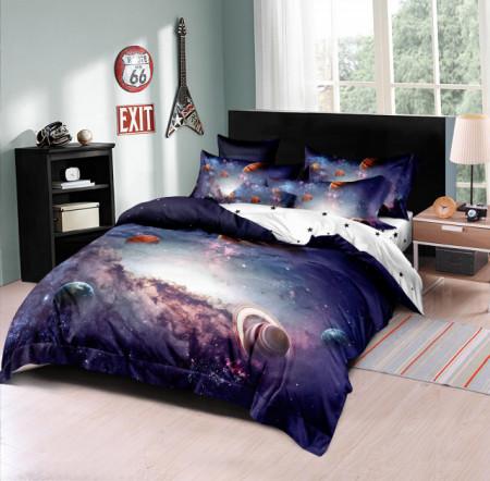 Lenjerie de pat 6 piese din Finet Gros-GR6F 600