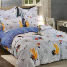 Lenjerie de pat 6 piese din Finet Gros-GR6N 538