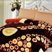 Patura Groasa cu model gofrat pentru pat dublu, greutate 4 KG-MT 03