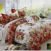 Lenjerie de pat 1 persoana din Finet Gros-GR4E 98
