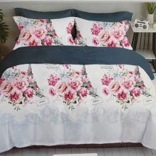 Lenjerie de pat pentru 1 persoana din Finet Gros-GR4E 68
