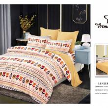 Set Lenjerie de pat 6 piese din Finet Gros-GR6C 507