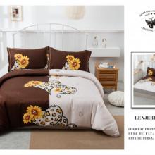 Lenjerie de pat 4 pcs Cearceaf cu Elastic - BS4P 24