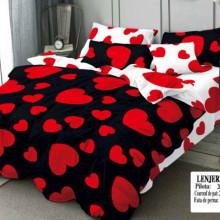 Set Lenjerie de pat 6 piese din Finet Gros-GR6C 529