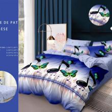Lenjerie de pat 6 piese din Finet Gros-GR6F 632