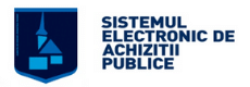 Prezenti in sistemul de licitatii SEAP
