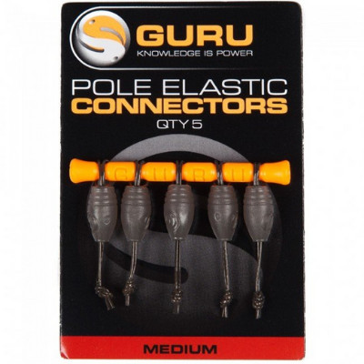 Conector elastic Guru, 5bc/plic