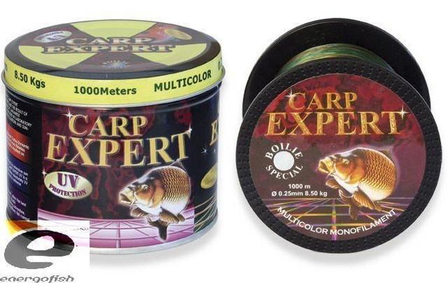 Fir Carp Expert Multicolor( Cutie) 1000m (Diametru fir: 0.35 mm) Carp Expert Oferta pescar-expert