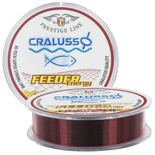 Fir Cralusso Feeder Prestige Energy 150m (Diametru fir: 0.18 mm) Cralusso Oferta pescar-expert