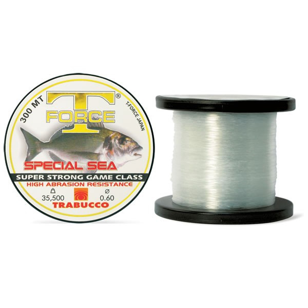 Fir monofilament T-Force Special Sea 300m Trabucco