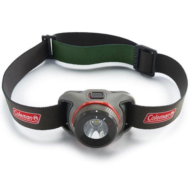 Lanterna frontala Coleman BatteryGuard, 250 lumeni