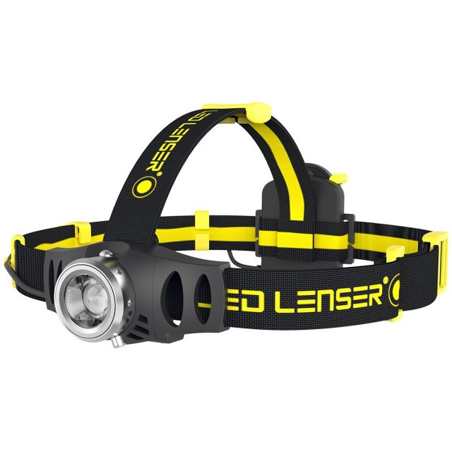 Lanterna frontala IH6R reincarcabila 200 lumeni Led Lenser