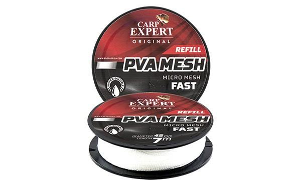 Rezerva plasa PVA Carp Expert Refill, Micro Mesh, 7m (Marime: 25mm) Carp Expert Oferta pescar-expert
