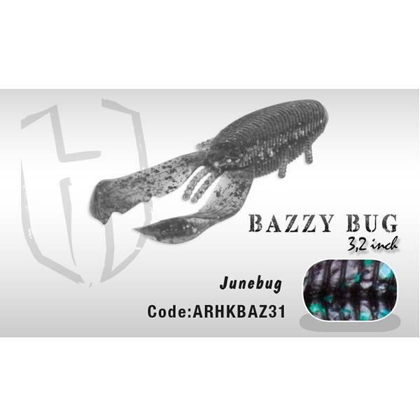 "Vobler Bazzy Bug 3.2"" 8cm Junebug Herakles Herakles Oferta pescar-expert"