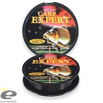 Fir Carp Expert Black 300m (Diametru fir: 0.25 mm) Carp Expert Oferta pescar-expert