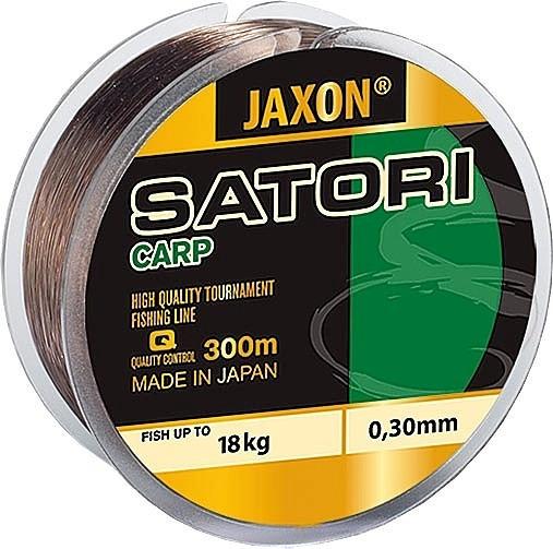 Fir crap SATORI 300m Jaxon (Diametru fir: 0.32 mm) Jaxon Oferta pescar-expert
