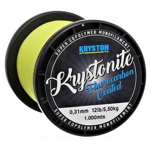 Fir Kryston Krystonite Chartreuse Fluo, 1000m (Diametru fir: 0.40 mm) Kryston Oferta pescar-expert