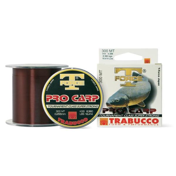 Fir monofilament Trabucco T-Force Pro Carp, 300m (Diametru fir: 0.25 mm) Trabucco Oferta pescar-expert