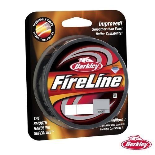 Fir new 2014 Fireline gri 110m Berkley (Diametru fir: 0.32 mm) Berkley Oferta pescar-expert