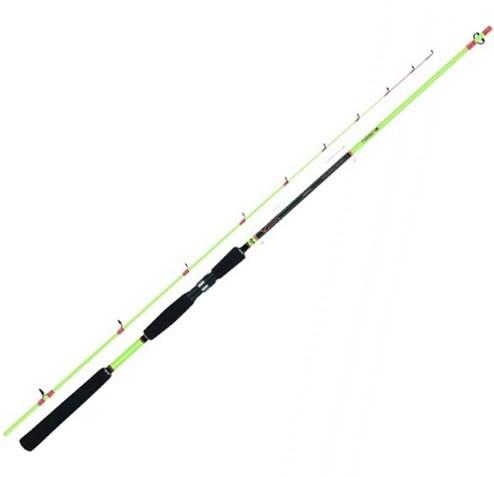 Lanseta Colmic Kuna Special Bolentino 2.40m, 20-150g, 2 tronsoane Colmic Oferta pescar-expert
