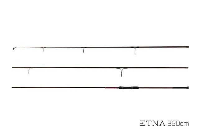 Lanseta Delphin Etna II Next Generation, 3.60m, 3.25lbs, 3 trons. Delphin Oferta pescar-expert