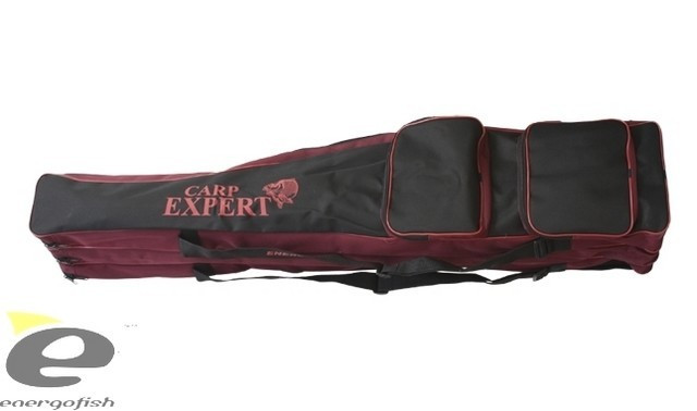 Husa lansete Carp Expert 3 compartimente 160cm Carp Expert Oferta pescar-expert