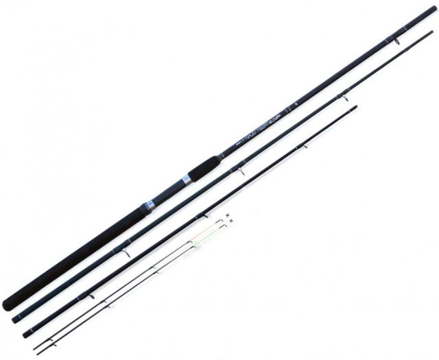 Lanseta Ghost Feeder 3.60m / 120g / 3 tronsoane + 2 varfuri LineaEffe Lineaeffe Oferta pescar-expert