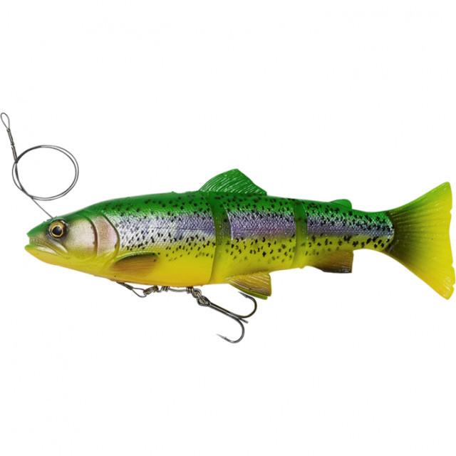 Shad Savage Gear 4D Line Thru, Firetrout, 15cm, 35g Savage Gear Oferta pescar-expert