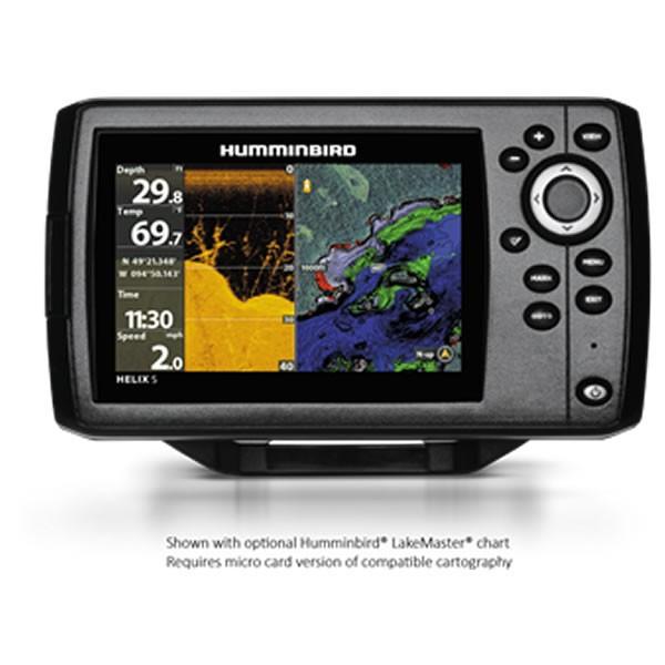 Sonar Helix 5 Chirp DI GPS G2 Humminbird