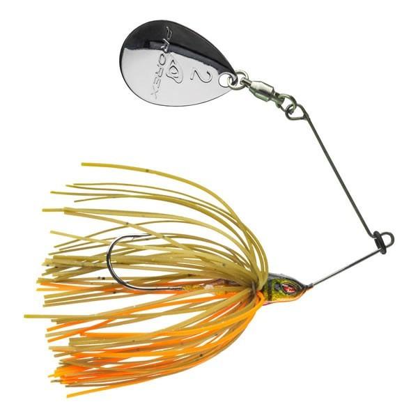 Spinnerbait Prorex Micro Spinner Gold Perch 5gr Daiwa Daiwa Oferta pescar-expert