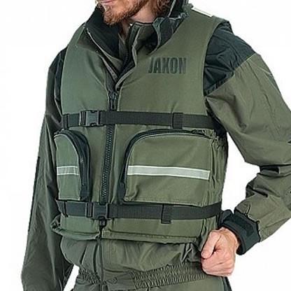 Vesta de salvare pescar Jaxon