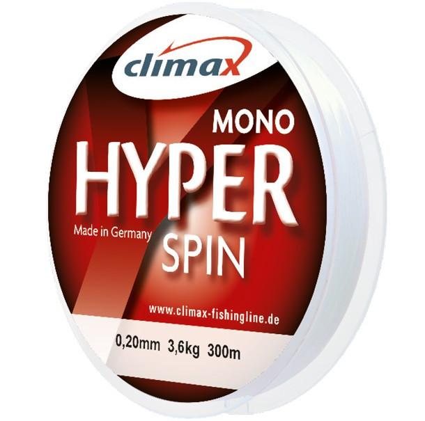 Fir Climax Hyper Spinning, Fluo Ice, 150m (Diametru fir: 0.35 mm) Climax Oferta pescar-expert