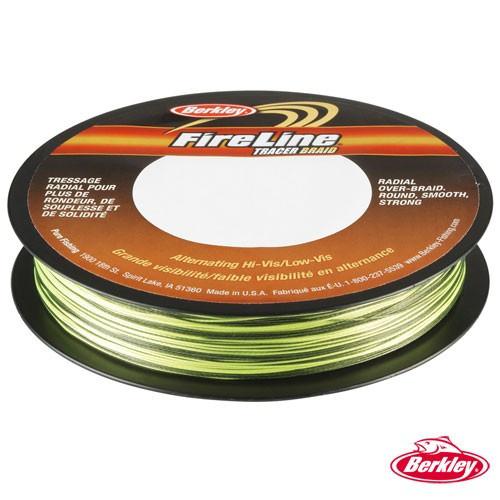 Fir Fireline braid Bicolor 110m Berkley (Diametru fir: 0.28 mm) Berkley Oferta pescar-expert