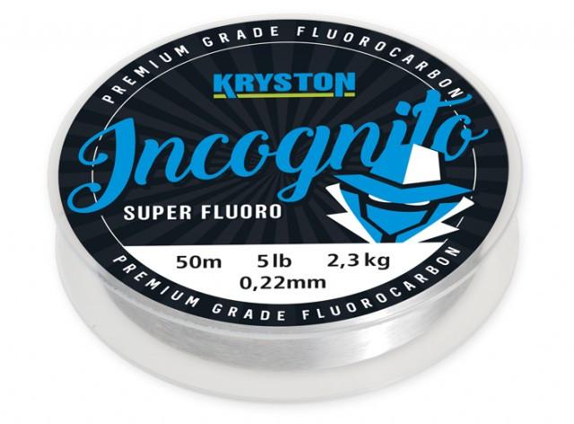 Fir Kryston Incognito Hooklink Fluorocarbon, 20m (Diametru fir: 0.70 mm) Kryston Oferta pescar-expert
