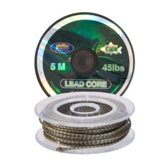 Fir lead Core Pro Team Carp 45lbs / 5m LineaEffe Lineaeffe Oferta pescar-expert