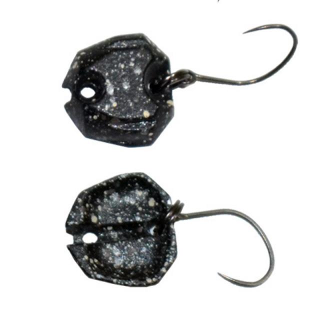 Lingurita oscilanta Neo Style Premium X TYPE-SS, 03 Pellet Black, 0.7g Neo Style Oferta pescar-expert