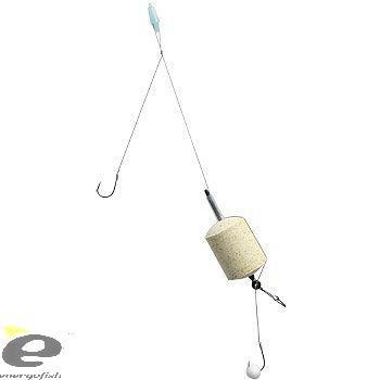 Montura Techno Crap doua carlige TM-14 EnergoTeam Oferta pescar-expert